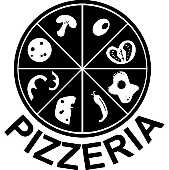 Achat  Sticker pizzeria