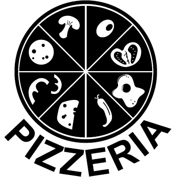 Sticker pizzeria