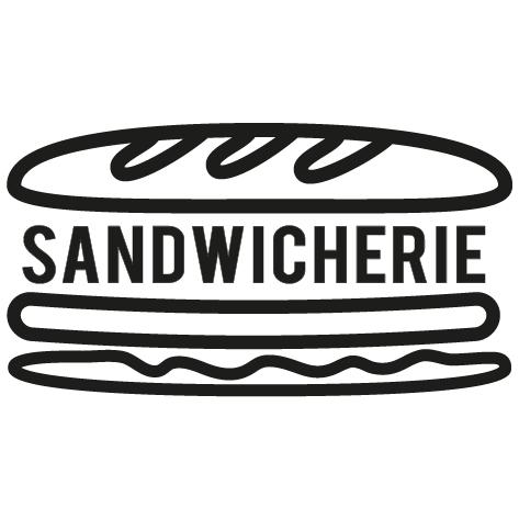 Sticker Sandwicherie ( LIVRÉ EN DEUX PARTIES )