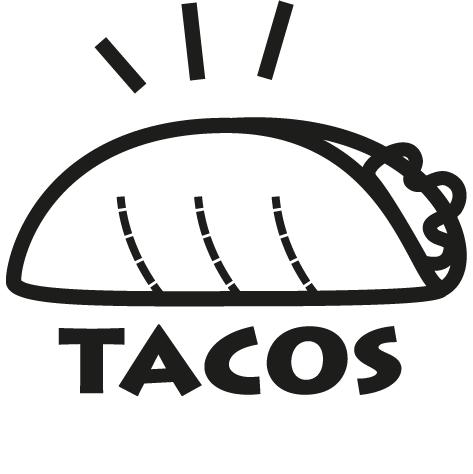 Achat Sticker tacos