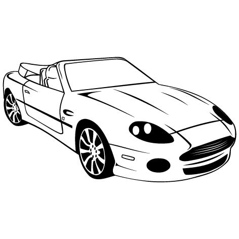 Achat Sticker voiture : STV01