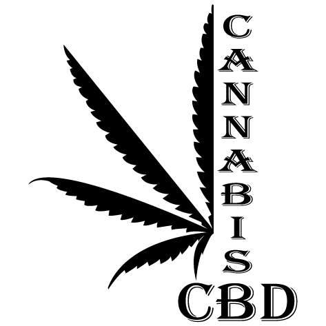 Sticker cannabis CBD