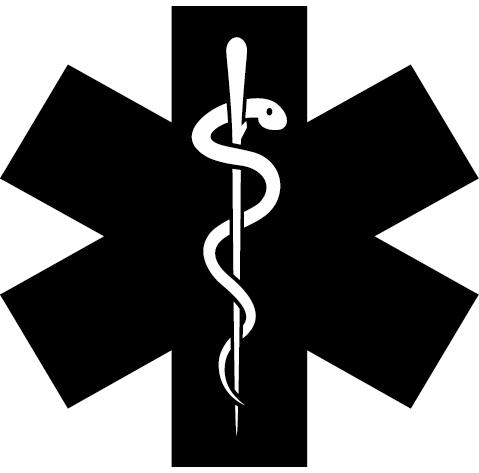 Sticker ambulance et vsl : 01