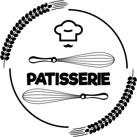 Sticker chef pâtissier