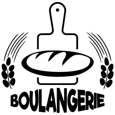 Sticker boulangerie