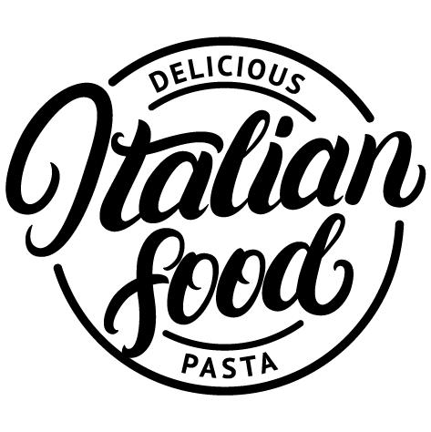 Sticker deliciou pasta