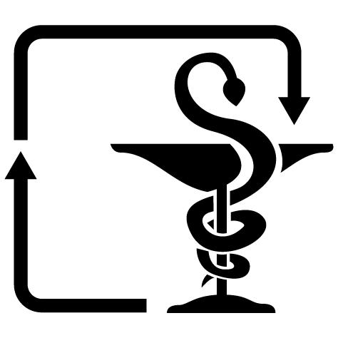 Sticker Pharmacie
