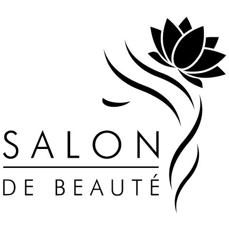 Sticker salon de beauté zen