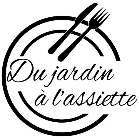 """Sticker du jardin à l""""assiette"""