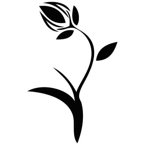 Achat Sticker Fleur : SFL03