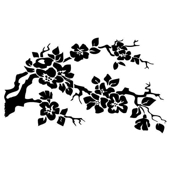 Sticker arbre déco-01