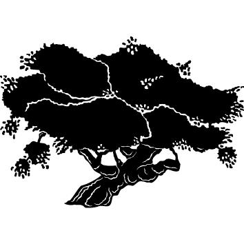 Sticker arbre : 03