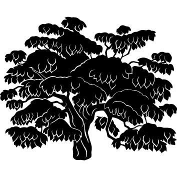 Achat Sticker arbre : 04