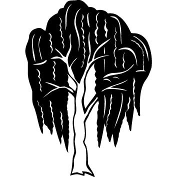 Sticker arbre : 08