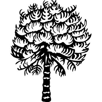 Sticker arbre : 11