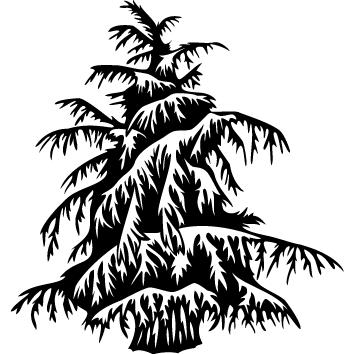Sticker arbre : 12