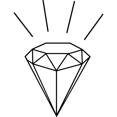 Sticker diamant : PA01