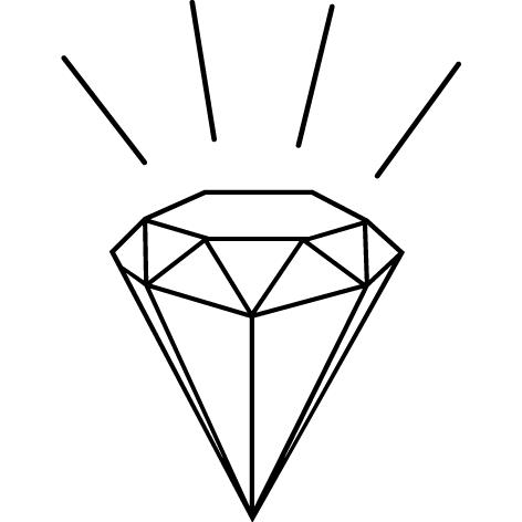 Sticker diamant : PA01