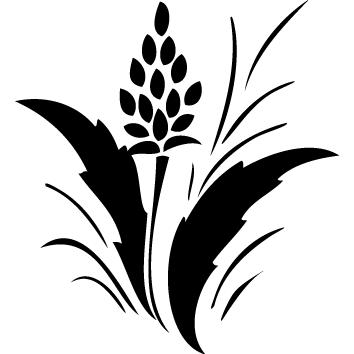 Achat Sticker Fleur : SFL01