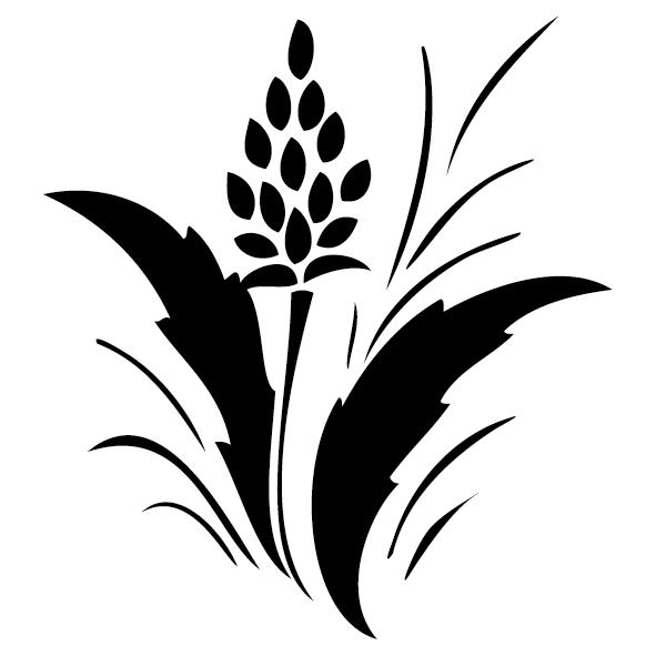 Sticker Fleurs-05