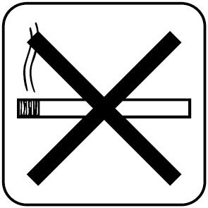 Achat Sticker interdit de fumer
