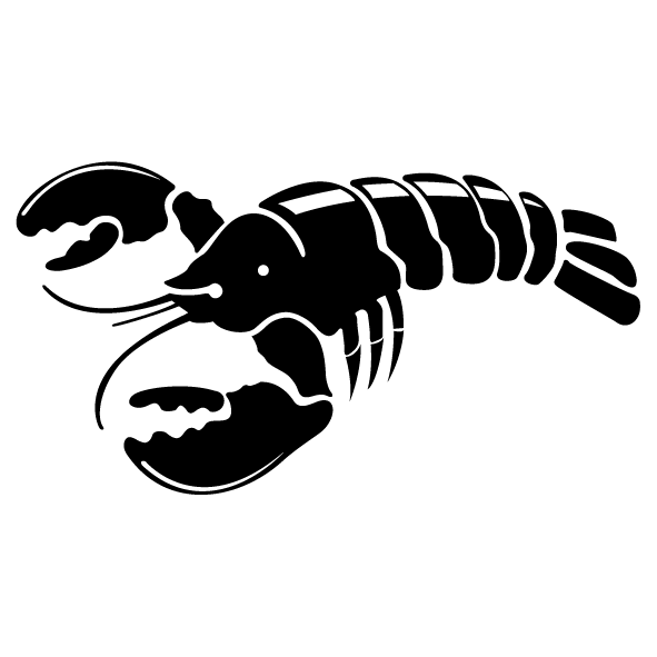 Sticker langouste