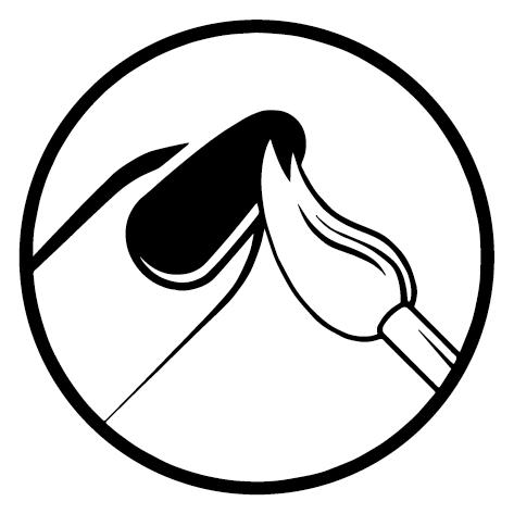 Sticker onglerie : 5