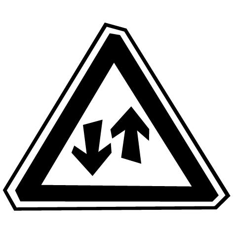 Sticker panneau : STP00