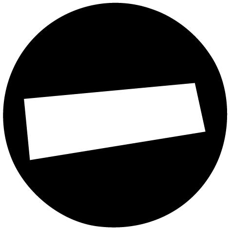 Sticker panneau : STP03