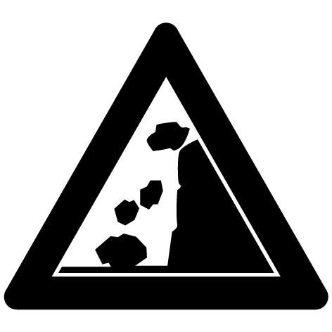 Sticker panneau : STP09