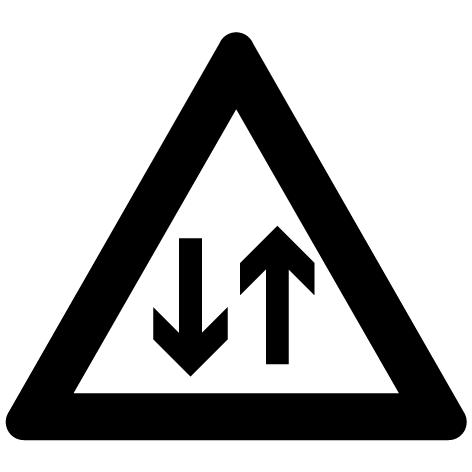 Sticker panneau : STP11
