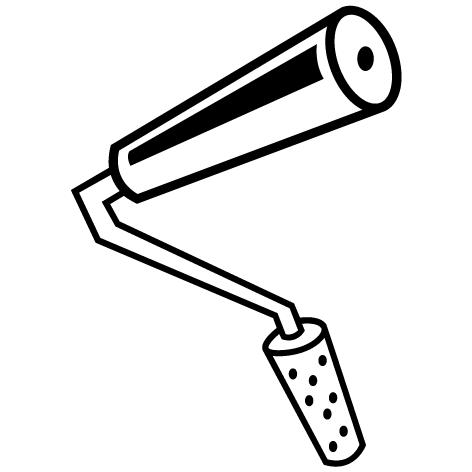 Achat Sticker peintre - 1