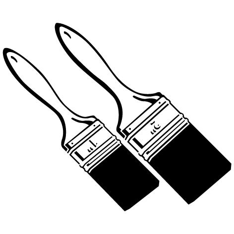 Achat Sticker peintre - 21