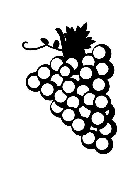Sticker raisin