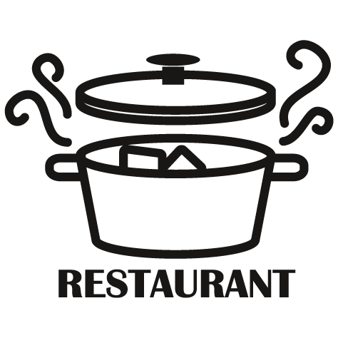 Sticker restaurant