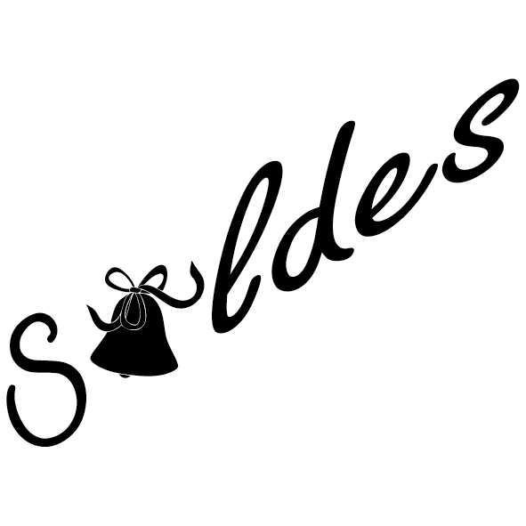 Achat Sticker soldes d'hivers - 01