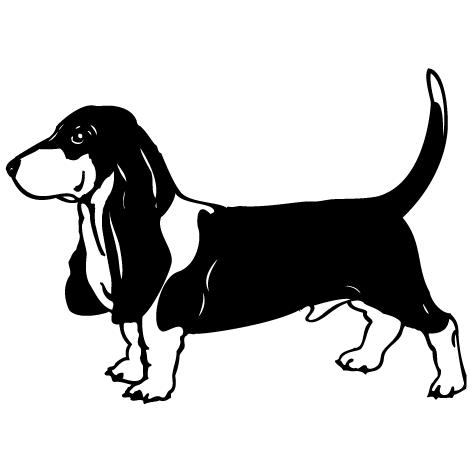 Achat Sticker toilettage canin : 05