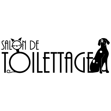 Achat Sticker toilettage canin : 07