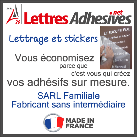 Sticker Vitrine Paris