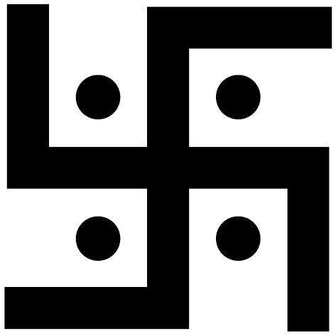 Symbole swastika