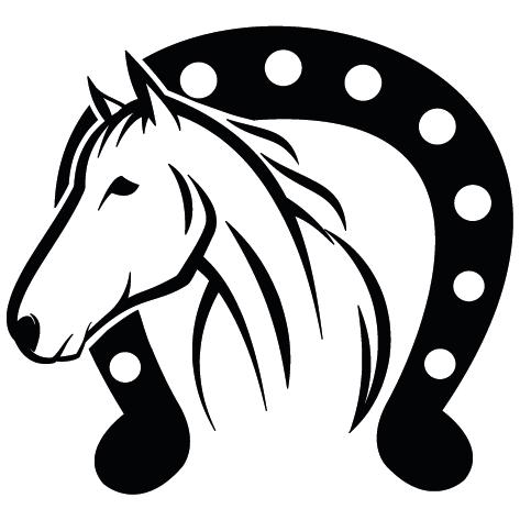 Tête - Fer à cheval