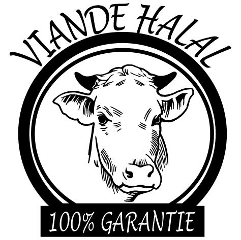 Viande 100% Halal